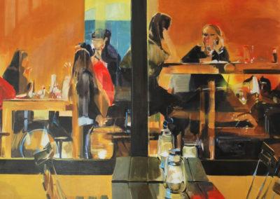 WOHLGEFÜHL | Oil on canvas | 150x120cm