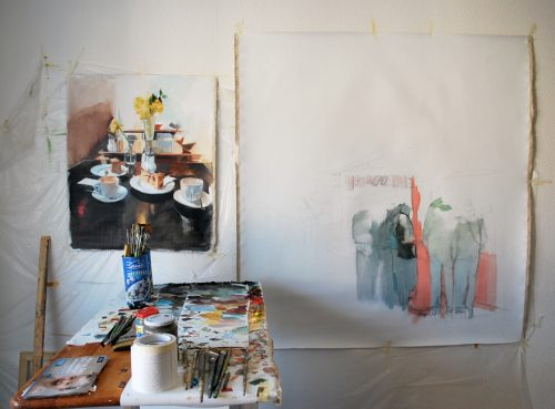 Laura Nieto. Studio Liebigstr. Berlin | Germany